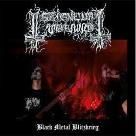 SEIGNEUR VOLAND - Black Metal Blitzkrieg . CD