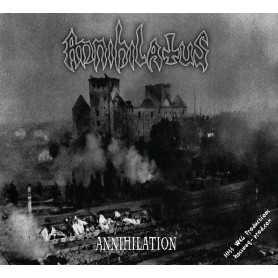 ANNIHILATUS - Annihilation . CD