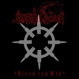 ANNIHILATUS - Blood And War . CD