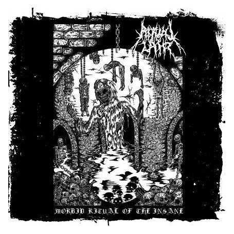 RITUAL LAIR - Morbid Ritual of the Insane . CD