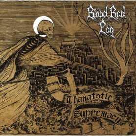BLOOD RED FOG - Thanatotic Supremacy . LP