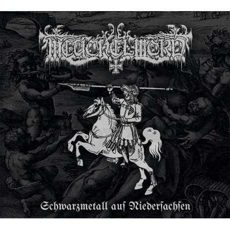 MEUCHELMORD - Schwarzmetal aus Niedersachsen . CD