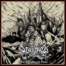 SLAGMARK - Purging Sacred Soils . LP