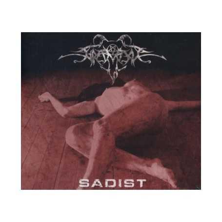 GRAVDAL - Sadist . CD