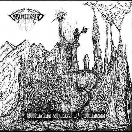 GRIMWALD - Elitarian Shades of Grimness . CD