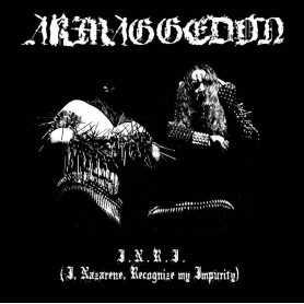 ARMAGGEDON - I.N.R.I. cd