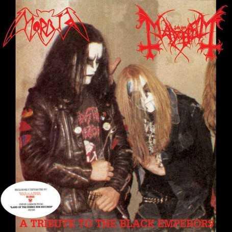 MORBID / MAYHEM - A Tribute to the Black Emperors . LP