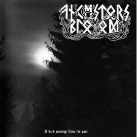 ANCESTORS BLOOD - A Dark Passage From The Past . CD