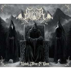 ELFFOR - Unholy Throne of Doom . digiCD