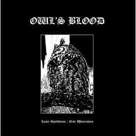 OWL'S BLOOD - Lunar-Eerie lp