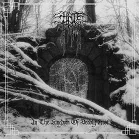 HATEFROST - In the Kingdom of Deadly Frost . CD