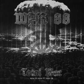 WAR 88 - Total War cd