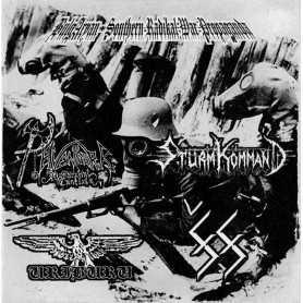 BulgAryan-Southern Radikal War Propaganda split