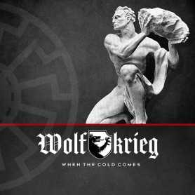 WOLFKRIEG - When the Cold Comes . LP