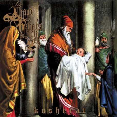 GRAND BELIAL'S KEY - Kosherat . CD