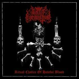 HELL'S CORONATION - Ritual Chalice lp