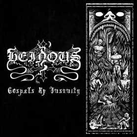 HEINOUS - Gospels of Insanity . CD