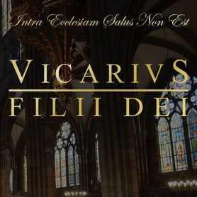 VICARIVS FILII DEI - Intra Ecclesiam cd