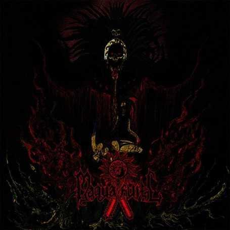 MAQUAHUITL - At the Altar of Mictlampa . CD