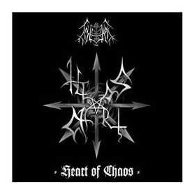 GELIDA OBSCURITAS - Heart of Chaos . CD