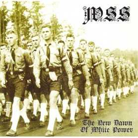 WSS - The New Dawn of White Power . LP