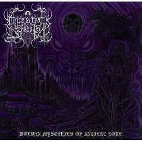 ANCESTRAL SHADOWS - Wolven Mysteries cd