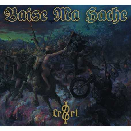 BAISE MA HACHE - F.E.R.T lp