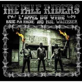 BMH - The Pale Riders digi-cd