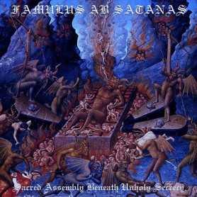 FAMULUS AB SATANAS - Sacred Assembly lp