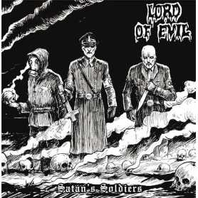LORD OF EVIL - Satan's Soldier . LP