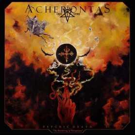 ACHERONTAS - Psychic Death lp
