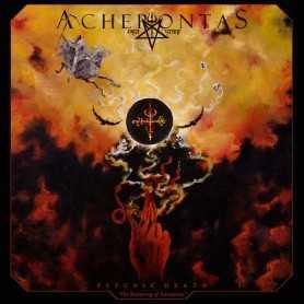 ACHERONTAS - Psychic Death cd