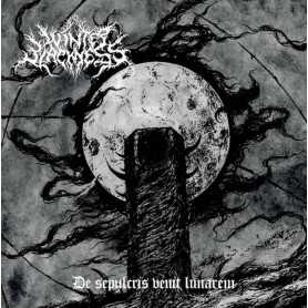 WINTER BLACKNESS - De Sepulcris Venit Lunarem . CD