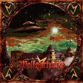 WOLFSSCHANZE - Ariosophy . CD