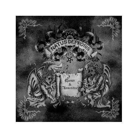 NATUS DEPROSIS - Maeror & Immanitas . CD