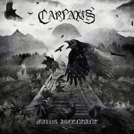 CARPATUS - Malus Ascendant . CD