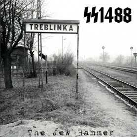 SS1488 - The Jew Hammer ep