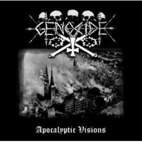 GENOCIDE - Apocalyptic Visions . CD