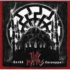 TWO RUNES - Herää Eurooppa cd
