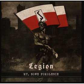LEGION - My Nowe Pokolenie . CD