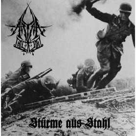 ARYAN BLOOD - Stürme aus Stahl . EP