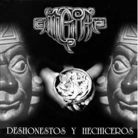 ILLAPA - Deshonestos Y Hechiceros . CD