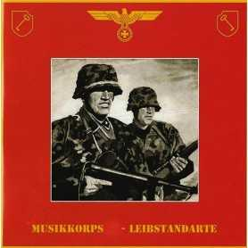 MUSIKKORPS LEIB' - Military marches . CD