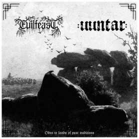 EVILFEAST - UUNTAR lp