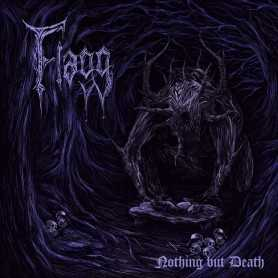 FLAGG - Nothing But Death . CD