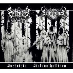 Sarkrista - Sielunvihollinen digipack cd