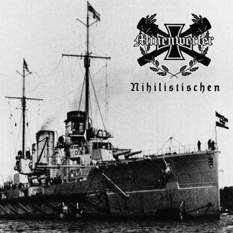 MINENWERFER - Nihilistischen . CD