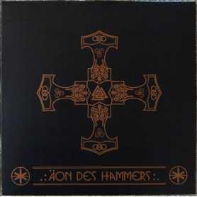HALGADOM - Äon des Hammers . LP