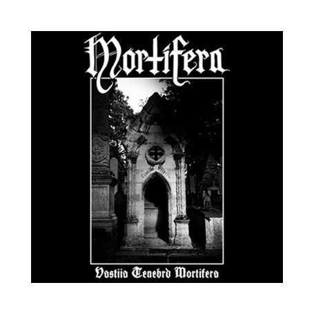 MORTIFERA - Vastiia Tenebrd Mortifera . CD