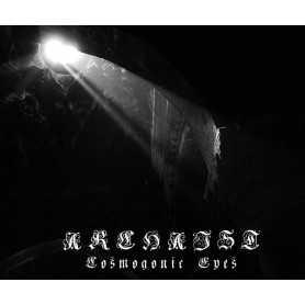 ARCHAIST - Cosmogonic Eyes . CD
